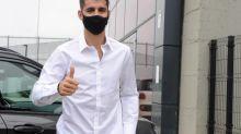 Foot - Transferts - Transferts : l'Atlético prête Alvaro Morata à la Juventus Turin