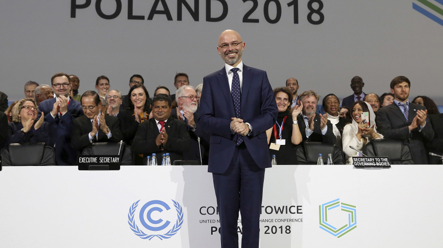 Nations agree on rules to make climate pact a reality