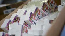 Quatro mendigos ganham 50 mil euros na França com bilhete de loteria que receberam