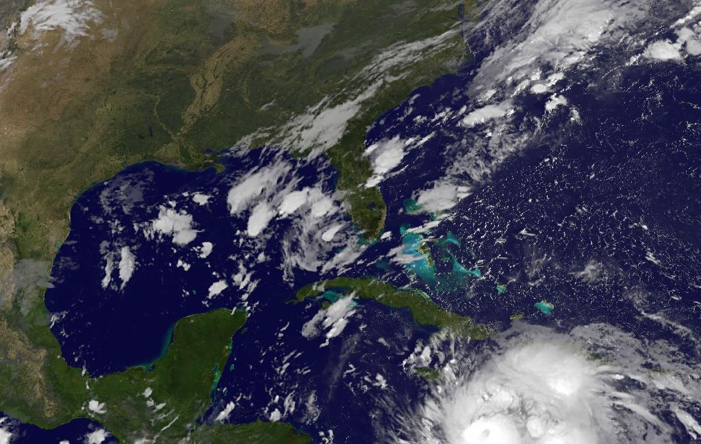 Wind circulation and atmospheric pressure in the Atlantic Ocean can cause intense extratropical storms, according to the WMO