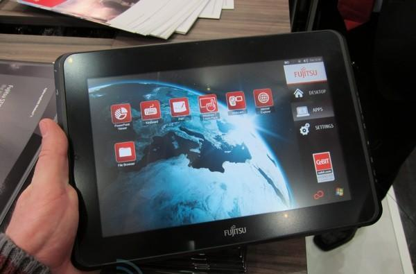 Fujitsu's Stylistic Q550 business slate up for US pre-orders, starting at $729