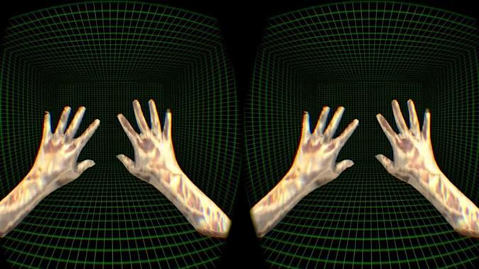 Oculus buys VR hand-tracking company Pebbles Interfaces