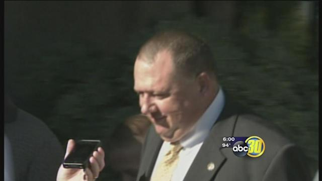 Fresno Fire Chief Rob Brown resigns