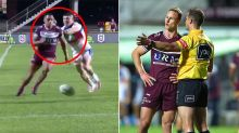 'I don't agree': NRL's telling admission about Manly drama