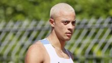 Athlé - ChF - Sasha Zhoya, après la finale du 200m aux Championnats de France: «Je n'étais pas en forme»