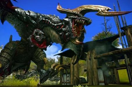 Massively's exclusive TERA lore: A day in the life of Gernakul the Dracoloth