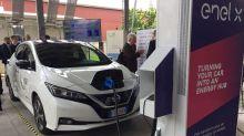 Auto elettriche come accumulatori d'energia, è il Vehicle to grid