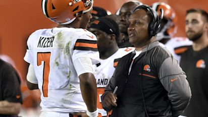 Browns still searching for answer at QB