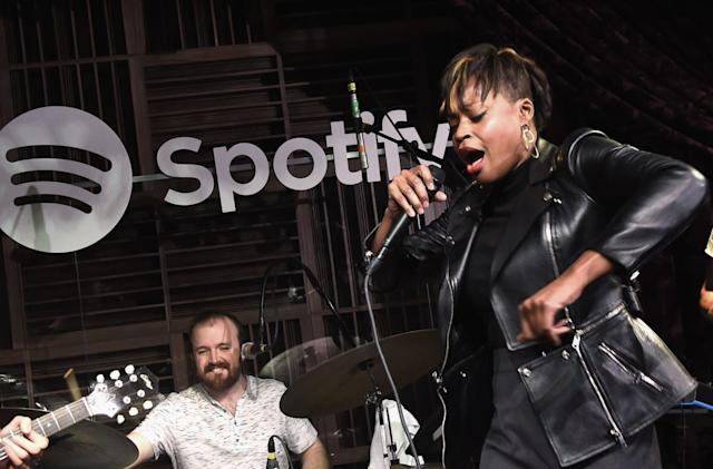 Spotify faces $1.6 billion lawsuit over song licensing