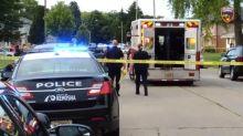 Homem negro é baleado por policial no Wisconsin