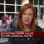 US existing home sales in March down more than expected