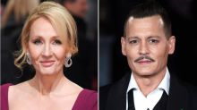 Johnny Depp Sues U.K. Tabloid for Defamation Over Story Slamming Him and J.K. Rowling