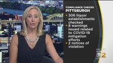 State Police Give Notices Of Violations To 2 Pittsburgh Establishments, Warnings To 8 Others
