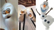 【揚威】日本遊客遊香港迪士尼 食正《魔雪奇緣》奇妙點心放上網