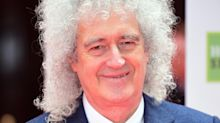 Brian May says he has got his 'sparkle' back after heart attack