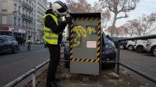 Radars détruits : des gilets jaunes condamnés à de la prison ferme en Indre-et-Loire