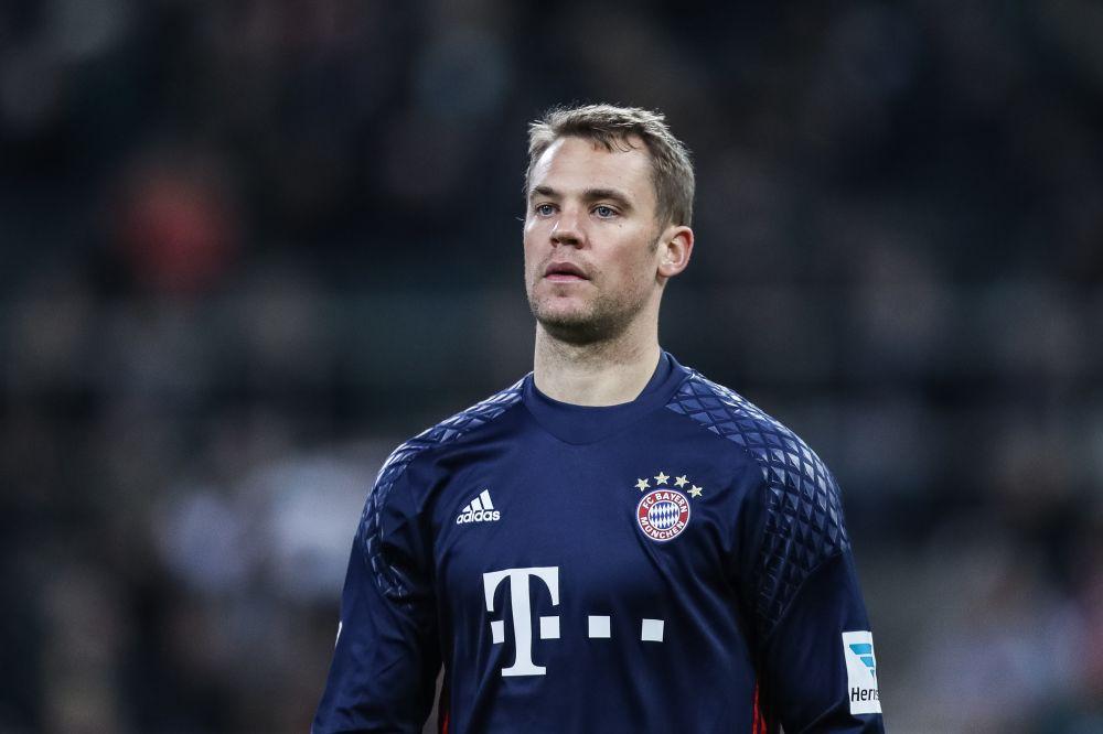 Bayern, Neuer sera de la partie contre le Real