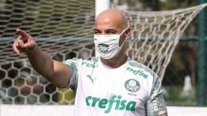 Preparador de goleiros do Palmeiras aprova 'novidade' do treino em dia de jogo