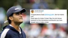 Sehwag to Laxman – Who Said What on Sourav Ganguly's New BCCI Role
