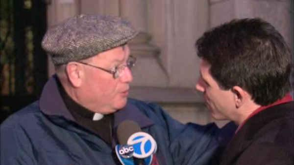 Cardinal Dolan talks to Josh Einiger