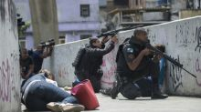 Brazil's army sent to help quell shootouts in Rio favela