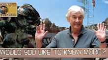 Paul Verhoeven revisits Starship Troopers, 20 years on