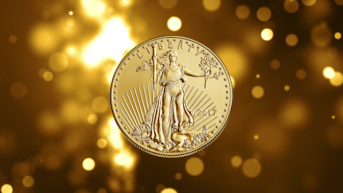 I invested in gold for the first time. Here's how.