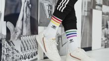 adidas releases colourful Pride Pack sneakers in global celebration of Pride