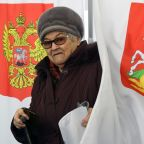 Russian voters share concerns in predictable poll