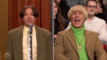 Will Ferrell heckles Jimmy Fallon on 'The Tonight Show'