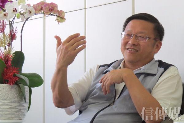 2018世界花博在台中 農業局長王俊雄要讓世界看見台灣