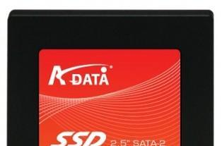 A-DATA's SATAII SSD 300 Plus promises quicker reads, writes
