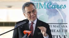 Health Ministry says only five Covid-19 patients still in Malaysian hospitals