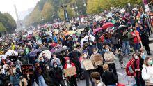 Zigtausende demonstrieren bundesweit für mehr Klimaschutz