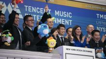 Tencent Music stock plummets on revenue growth miss and executive shakeup