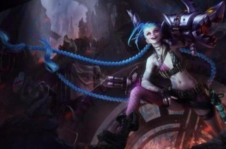 League of Legends' next champion is Jinx, you owe her a soda