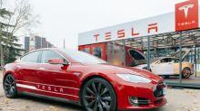 Bears In Control Ahead of Tesla Report