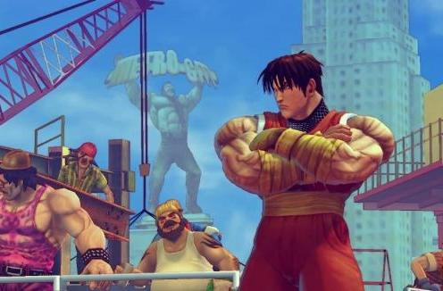 Super Street Fighter IV takes (final) fight to Metro City