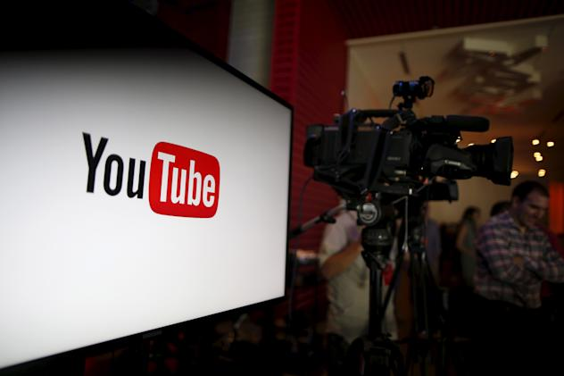 100 million people watch YouTube on TVs each month