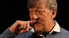 Stephen Fry felt 'undesirable' when he arrived in London in 80s