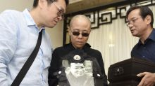 The Latest: US concerned for freed widow's brother in China