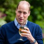 Prince William visits local Norfolk pub ahead of reopening