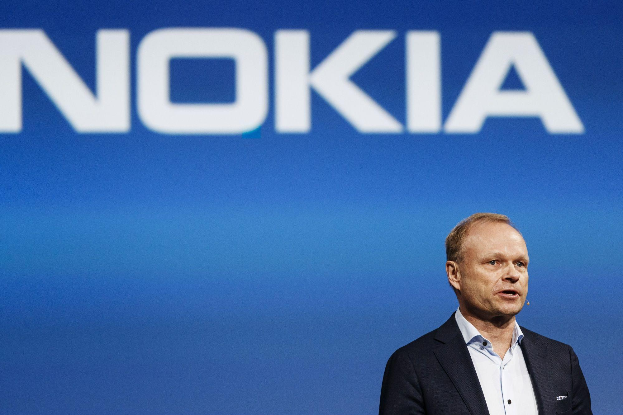 Nokia Raises Profit Guidance With 5G Comeback Plan on Track