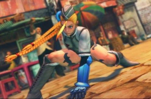 Street Fighter IV 'Femme Fatale' brings outfits for the ladies, neglects Cammy's pants