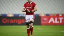 Rugby - Lions - Alun Wyn Jones capitaine des Lions britanniques et irlandais en Afrique du Sud