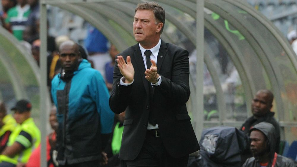 Jonevret: Orlando Pirates showed too much respect to Sundowns and it back fired