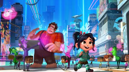 'Ralph Breaks the Internet' was nearly very different