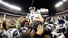 Seahawks end 49ers' perfect start with overtime win