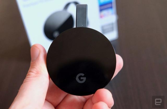 Google Meet comes to TVs thanks to Chromecast