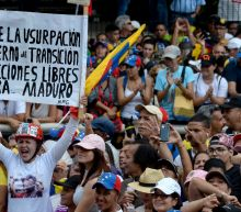 Venezuelan opposition rejoices as lawmaker proclaims himself president